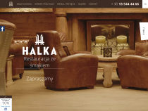Screenshot of halkazakopane.com