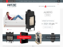 Screenshot of the hitze.pl store